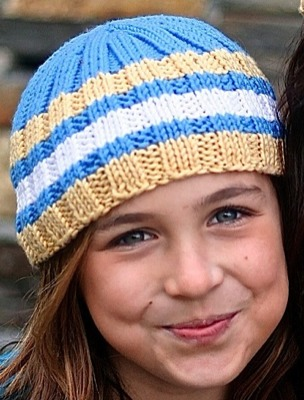 Knitting Pattern Hat Cast On : Hat Patterns