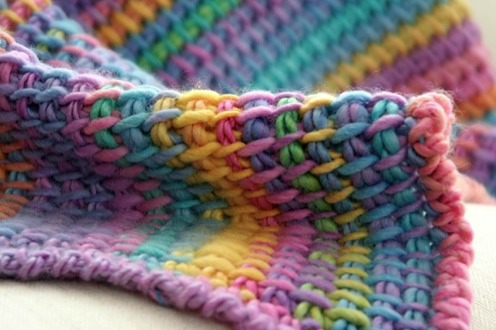 Lace Knitting: How to Knit Double Decreases